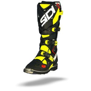 Sidi Crossfire 2 Yellow FluoBlack
