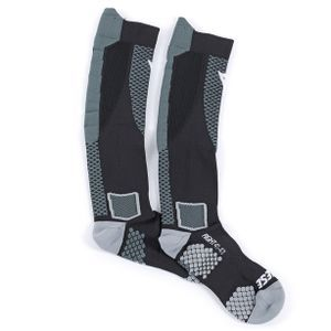 Dainese D-Core High Sock Black Anthracite