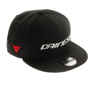 Dainese 9fifty Wool Snapback Black