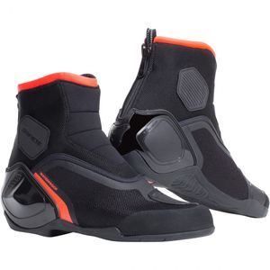 Dainese Dinamica D-WP Black Fluo Red
