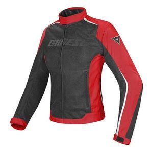 Dainese Hydra Flux D-Dry Lady Black Red White