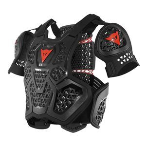 Dainese MX 1 Roost Guard Black