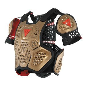 Dainese MX 1 Roost Guard Copper