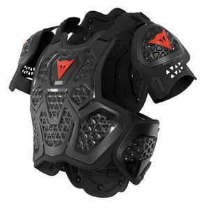 Dainese MX 2 Roost Guard Black