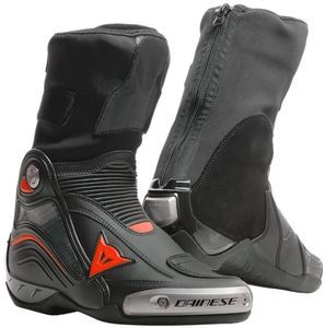 Dainese Axial D1 Black Red Fluo