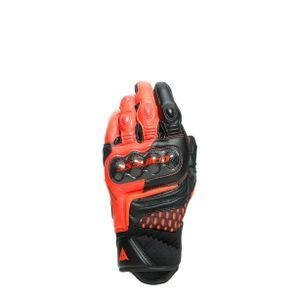 Dainese Carbon 3 Short Black Fluo Red