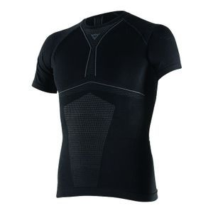Dainese D-Core Dry Tee SS Black Anthracite