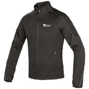 Dainese D-Mantle Fleece Black Black Anthracite