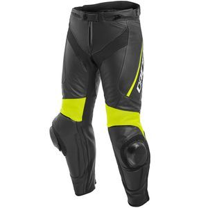 Dainese Delta 3 Black Black Fluo Yellow