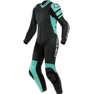 Dainese Killalane Perforated Lady Black Matt Acqua Green Black 1 Piece