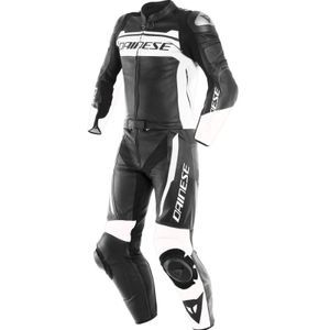 Dainese Mistel Black Matt White Black Matt 2 Piece