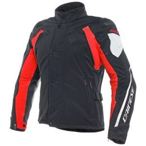 Dainese Master D-Dry Black Glacier-Grey Red