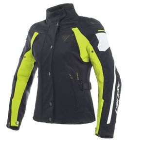 Dainese Master Lady D-Dry Black Gray Fluo Yellow