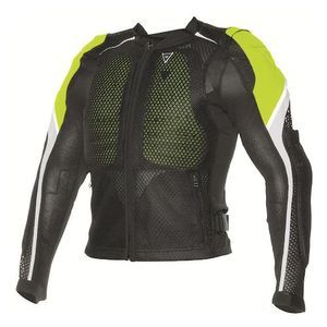 Dainese Sport Guard Black Fluo Yellow