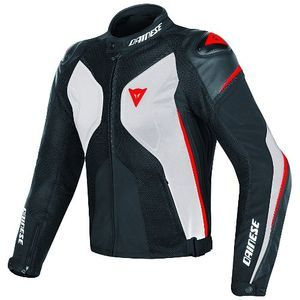 Dainese Super Rider D-Dry White Black Red