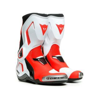 Dainese Torque 3 Out Lady Black White Fluo Red