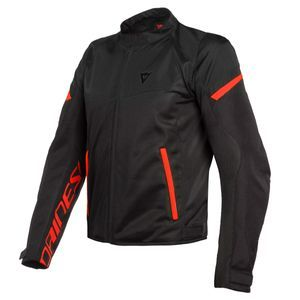 Dainese Bora Air Black Fluo Red