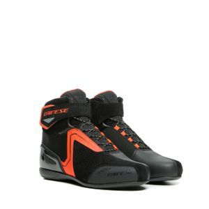 Dainese Energyca Air Black Fluo Red