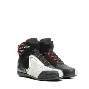 Dainese Energyca Air Black White Lava Red