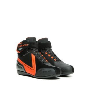 Dainese Energyca D-Wp Black Fluo Red