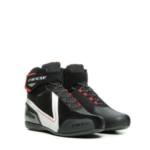 Dainese Energyca D-Wp Black White Lava Red