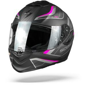 Scorpion EXO-1400 Air Attune Matt Black Pink