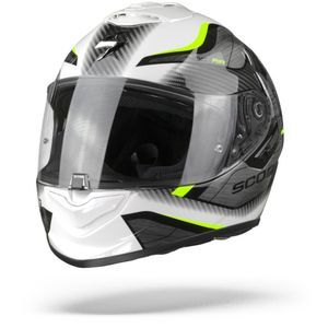 Scorpion EXO-1400 Air Attune White Neon Yellow