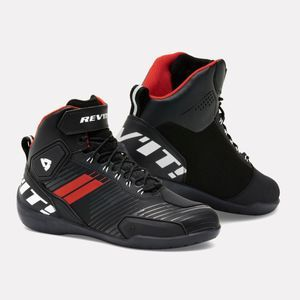 REV'IT! G-Force Black Neon Red