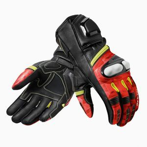 REV'IT! LEAGUE GANTS MOTO NOIR ROUGE