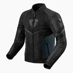 REV'IT! ARC AIR BLACK JACKET