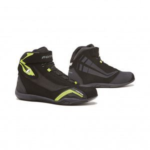 Forma Genesis Yellow Motorcycle Shoes