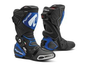 Forma Ice Pro Black Blue Motorcycle Boots
