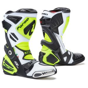 Forma Ice Pro Flow White Black Yellow