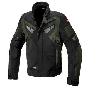 Spidi Freerider Dark Green Black