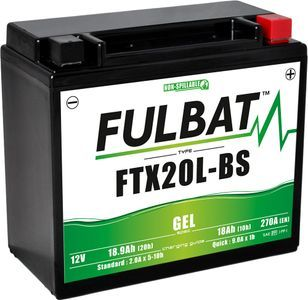Fulbat FTX20L-BS Gel