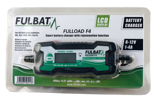 Fulbat Fulload F4 Battery Tender
