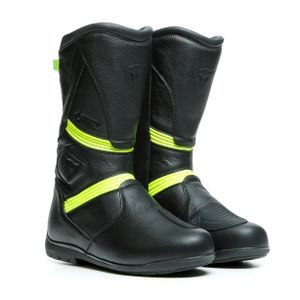 Dainese Fulcrum GT Gore-Tex Black Fluo Yellow