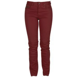 Furygan Paola Brick Red Motorcycle Jeans