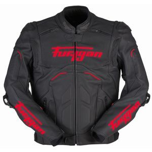 Furygan Raptor Evo 2 Black Red