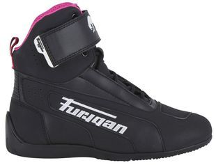 Furygan Zephyr D3O Lady Black White Pink