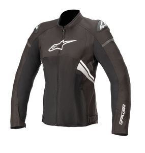 Alpinestars Stella T-Gp Plus R V3 Air Black White