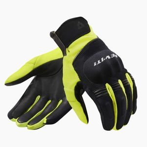 REV'IT! Mosca H2O Black Neon Yellow