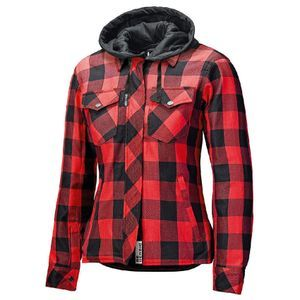 Held Lumberjack II Lady Red Black