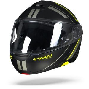 Held H-C4 Tour Black Neon Yellow