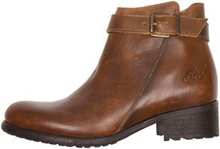 Helstons Lisa Aniline Leather Brown Lady
