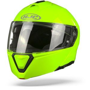 HJC I90 Solid Casque Modulable Jaune
