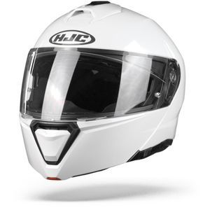 HJC I90 Solid Casque Modulable Blanc