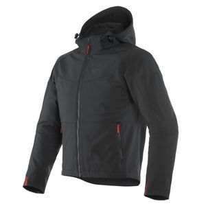 Dainese Ignite Tex Black Black Motorcycle Jacket