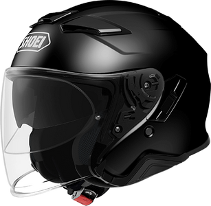 Shoei J-Cruise II Casco Jet Negro