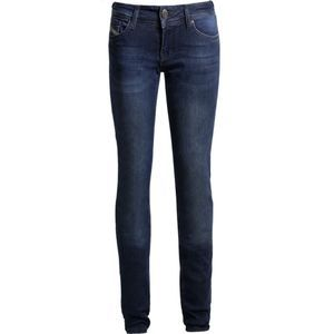 John Doe Betty High Azul Oscuro XTM 2018 Jeans